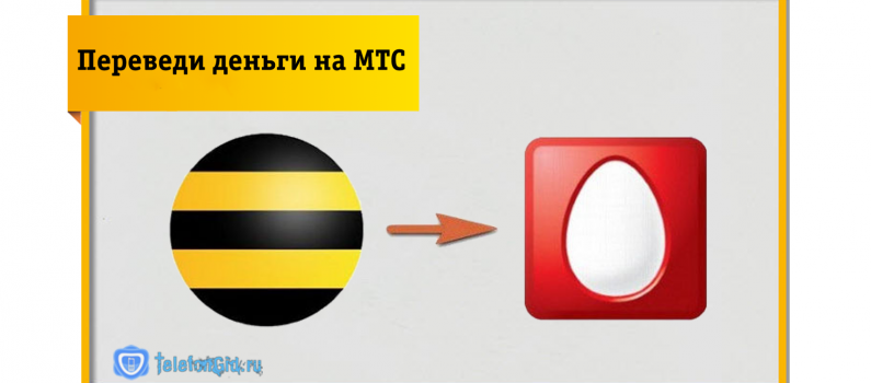 Денежный перевод на МТС