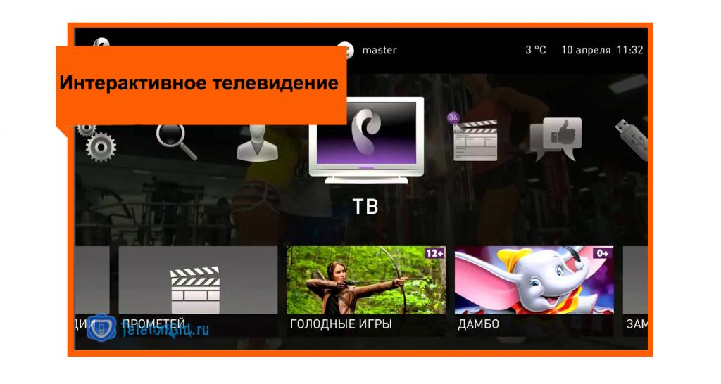 Онлайн передачи